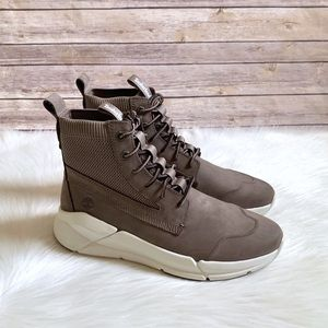 Timberland Taupe Urban Move Chukka Sneaker Boots